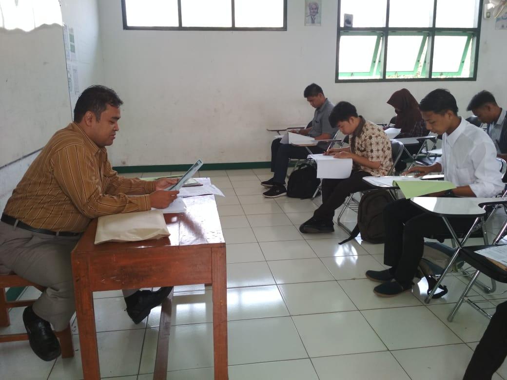 Hasil Seleksi Penerimaan Mahasiswa Baru Gelombang III Tahun Akademik 2018/2019