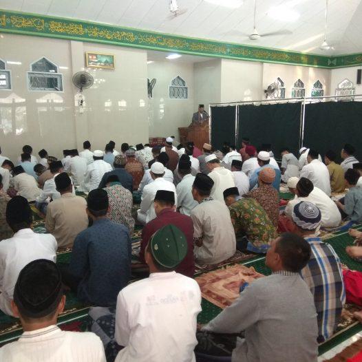 Semarak dan Kebersamaan Sholat Idul Adha 1439 H di Kampus Hijau