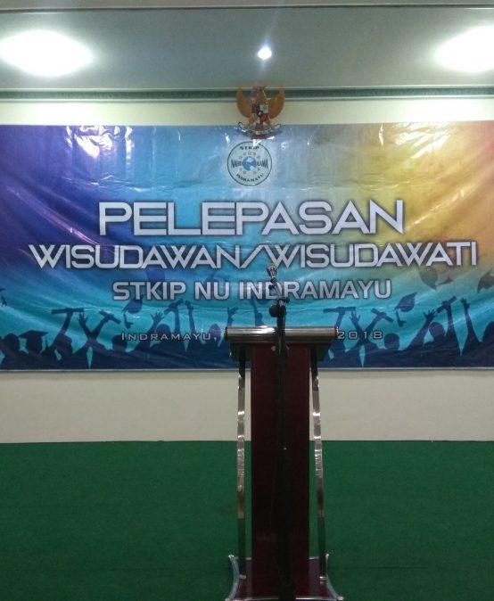 Pelepasan Wisudawan/Wisudawati Tahun 2018