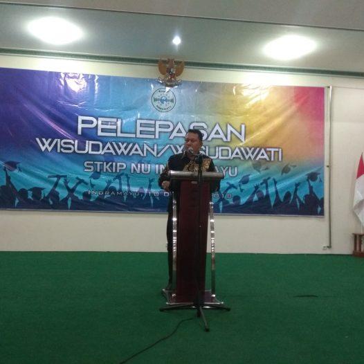 Yudisium dan Pelepasan Calon Wisudawan/Wisudawati Tahun 2018