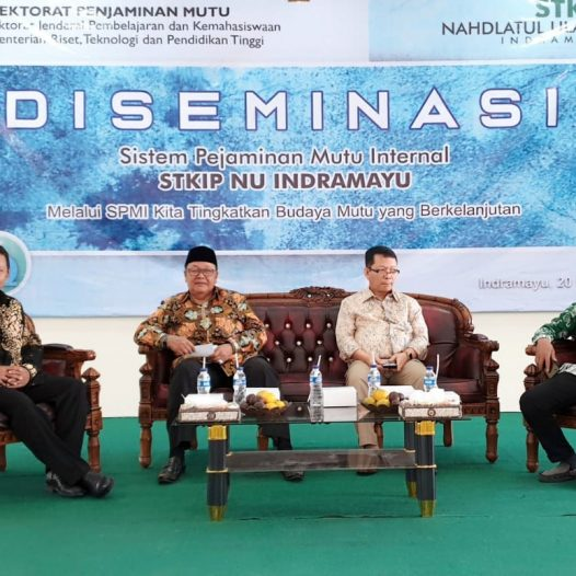 Diseminasi Sistem Penjaminan Mutu Internal di STKIP NU Indramayu