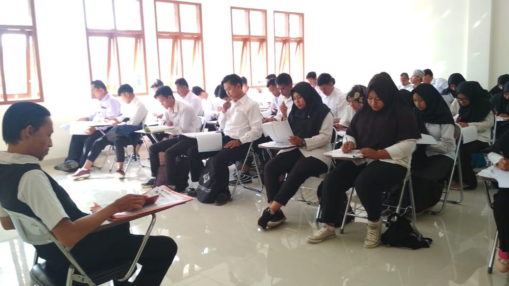 Hasil Seleksi Penerimaan Mahasiswa Baru Gelombang I Tahun Akademik 2020/2021