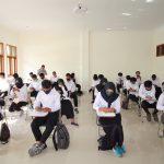 195 Calon Mahasiswa Baru Mengikuti Seleksi Masuk Gelombang III