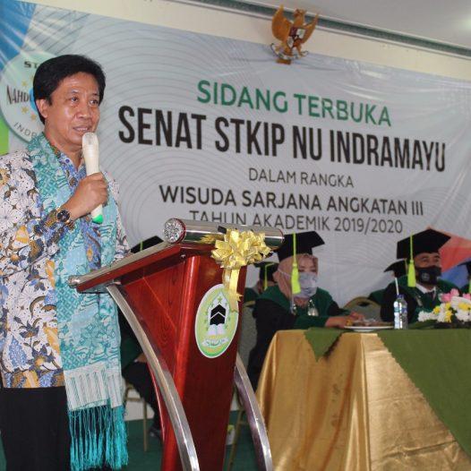 Harapan LLDIKTI Wilayah IV Jawa Barat dan Banten, Tahun Depan Terlaksana Wisuda Perdana Universitas Darul Maarif Indramayu